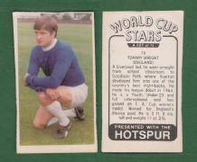 Everton Tommy Wright England 71